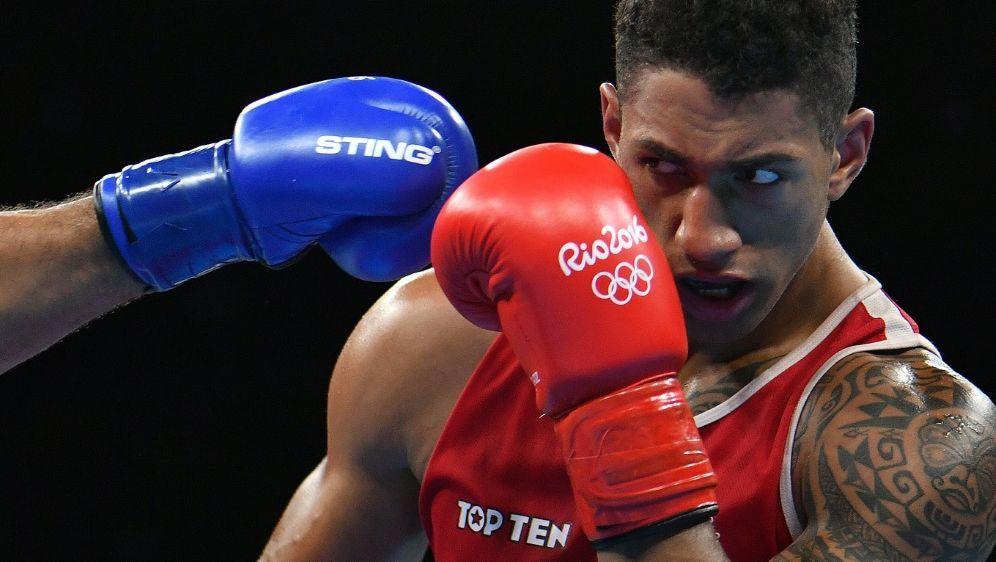 Boxer Tony Yoka für ein Jahr gesperrt - Bildquelle: AFPSIDYURI CORTEZ