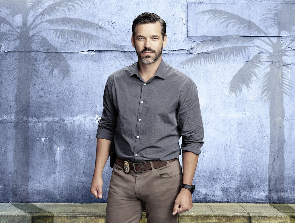 (2. Staffel) - Als neuer Captain an Bord des East Miami Police Departments: Ryan Slade (Eddie Cibrian) ... - Bildquelle: 2016-2017 Fox and its related entities.  All rights reserved.