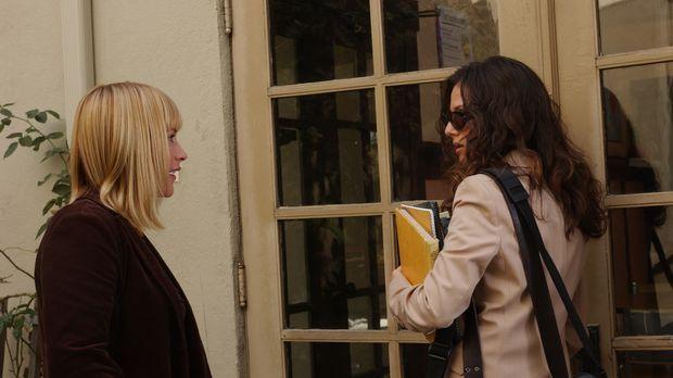 Allison (Patricia Arquette, l.) trifft ihre alte Schulfreundin Lyla (Aleksa P...