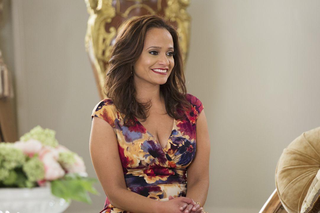 Eine unerwartete Einladung bringt Zoila (Judy Reyes) aus der Fassung ... - Bildquelle: 2014 ABC Studios