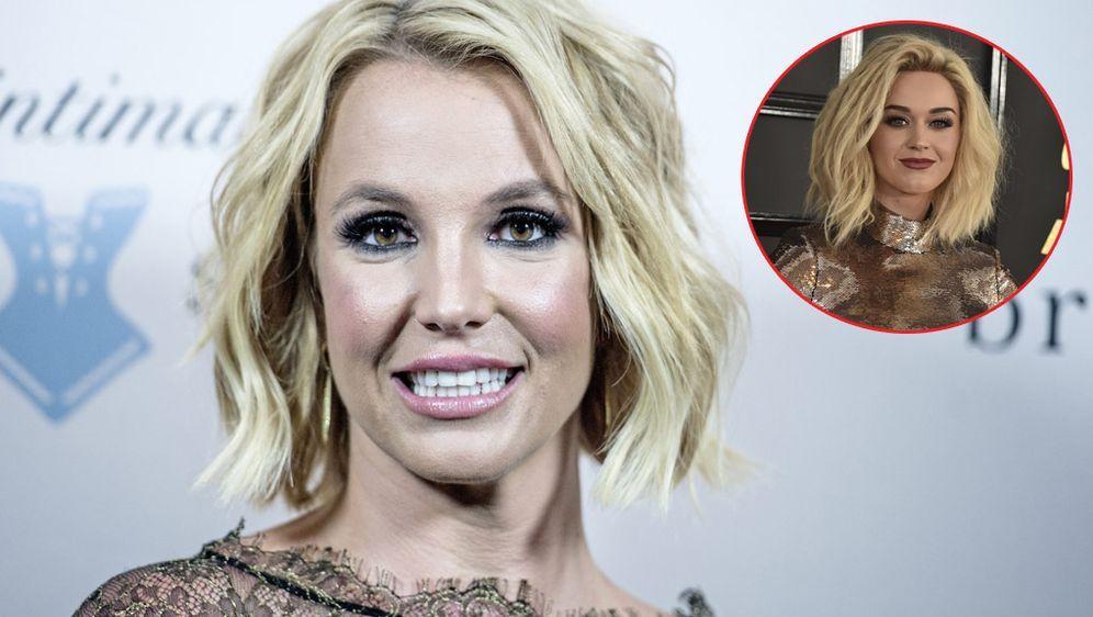 Katy Perry Disst Britney Spears Nun Schlägt Die Pop Prinzessin