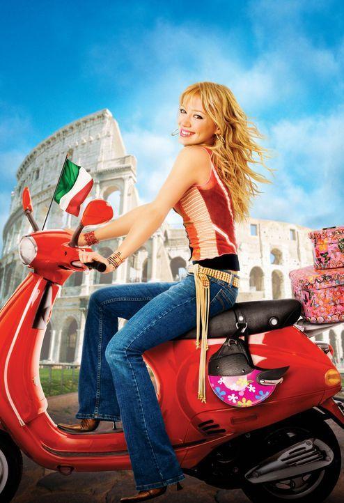 Popstar auf Umwegen - Artwork: mit Hilary Duff ... - Bildquelle: Rob McEwan, Philippe Antonello Buena Vista Distribution