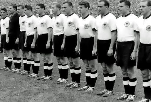 Nationalmannschaft 1954