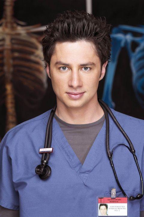 (2. Staffel) - Das erste Jahr ist überstanden. Neue Überraschungen und Betätigungsfelder warten auf den engagierten Arzt John Dorian (Zach Braff) ..... - Bildquelle: Touchstone Television