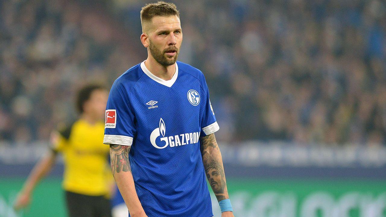 Guido Burgstaller (FC Schalke 04) - Bildquelle: imago/DeFodi