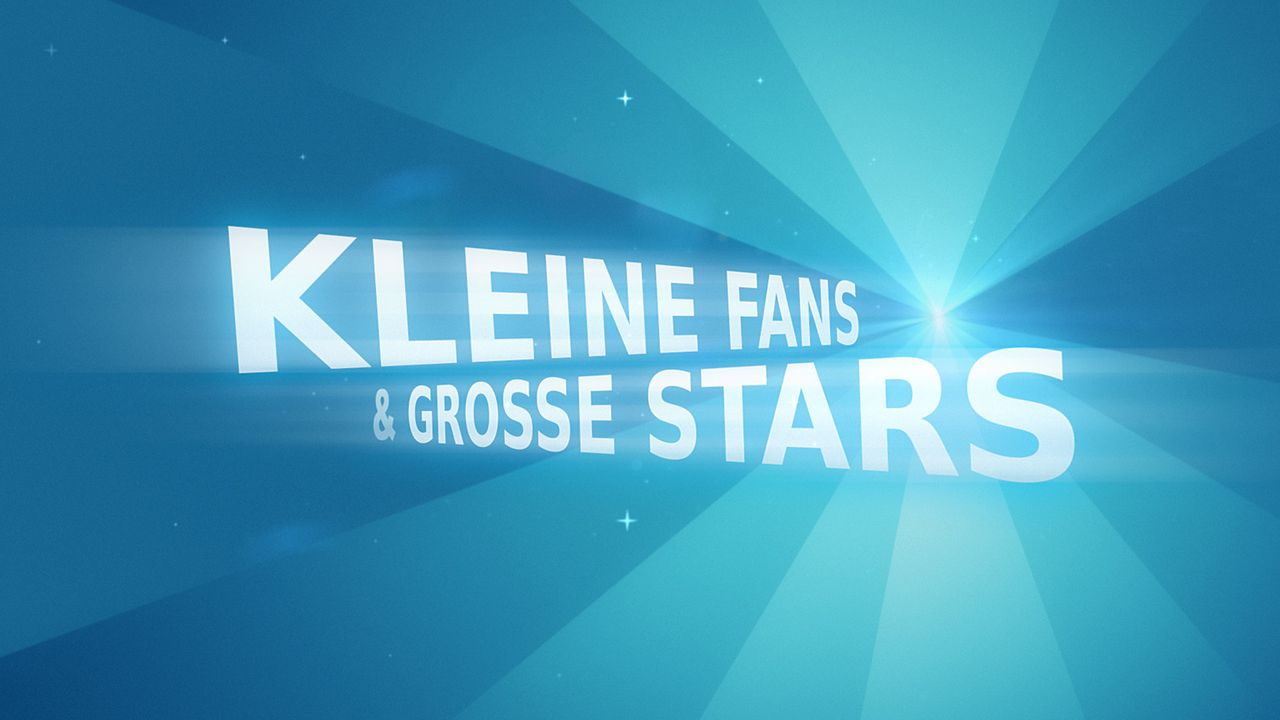 Kleine Fans & Große Stars - Logo - Bildquelle: SAT.1