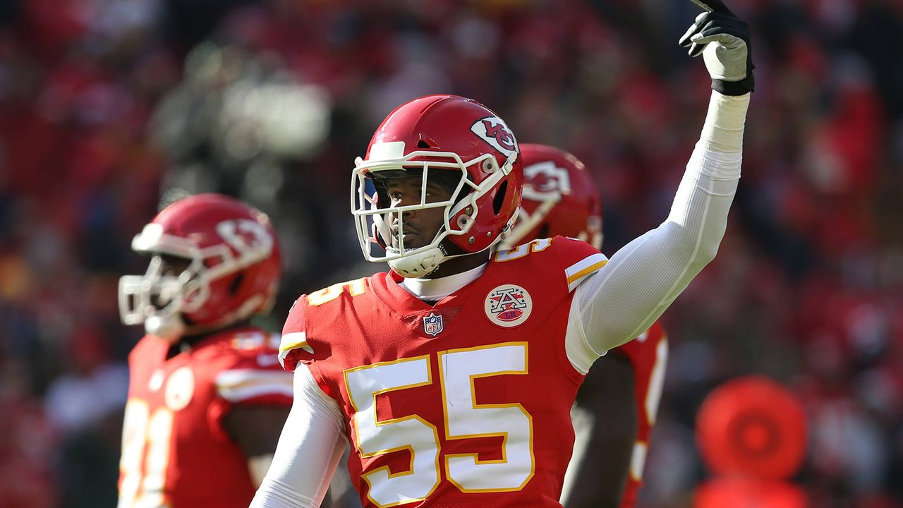 Dee Ford (Linebacker, Kansas City Chiefs) - Bildquelle: imago/Icon SMI