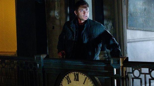 Im Kampf gegen die Vampire muss sich Dean (Jensen Ackles) eben diesen unterwe...