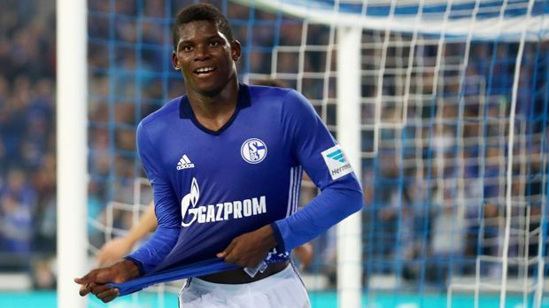 Breel Embolo (FC Schalke 04)