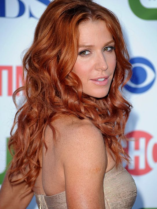 Poppy-Montgomery-11-08-03-AFP - Bildquelle: Frazer Harrison/Getty Images/AFP