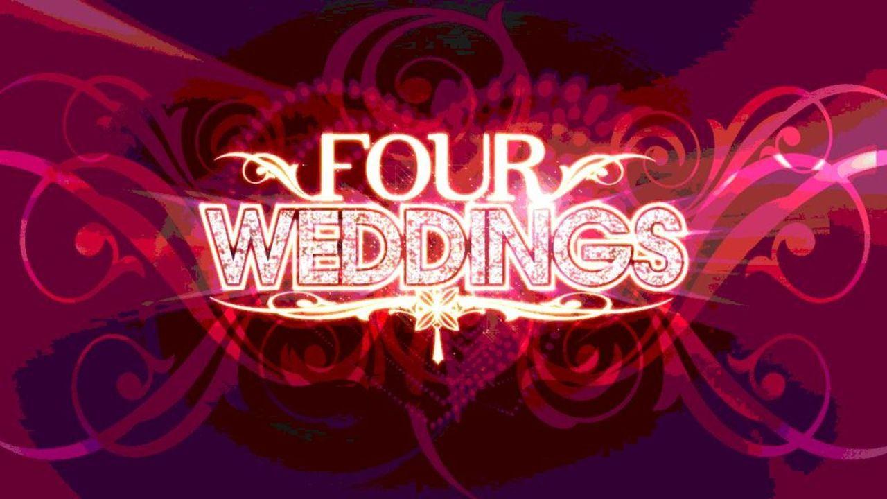 FOUR WEDDINGS - Logo - Bildquelle: ITV Studios Limited 2009
