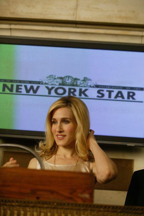 Als Carrie (Sarah Jessica Parker) über ihren Verlag den attraktiven Schriftsteller Jack kennen lernt, funkt es sogleich zwischen den beiden. Doch b... - Bildquelle: Paramount Pictures