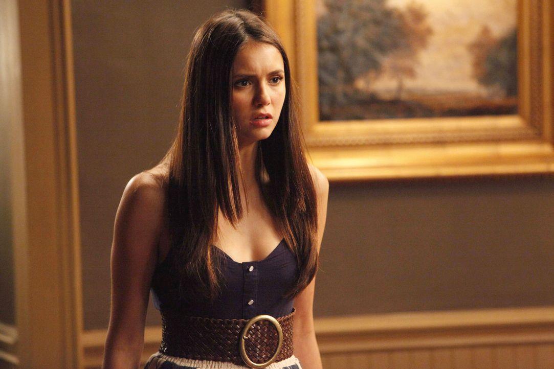 Elena Gilbert (Nina Dobrev) erkennt, dass sie Damon verändern wollte, was ihr jedoch nicht gelungen ist. Oder doch? - Bildquelle: 2011 THE CW NETWORK, LLC. ALL RIGHTS RESERVED.