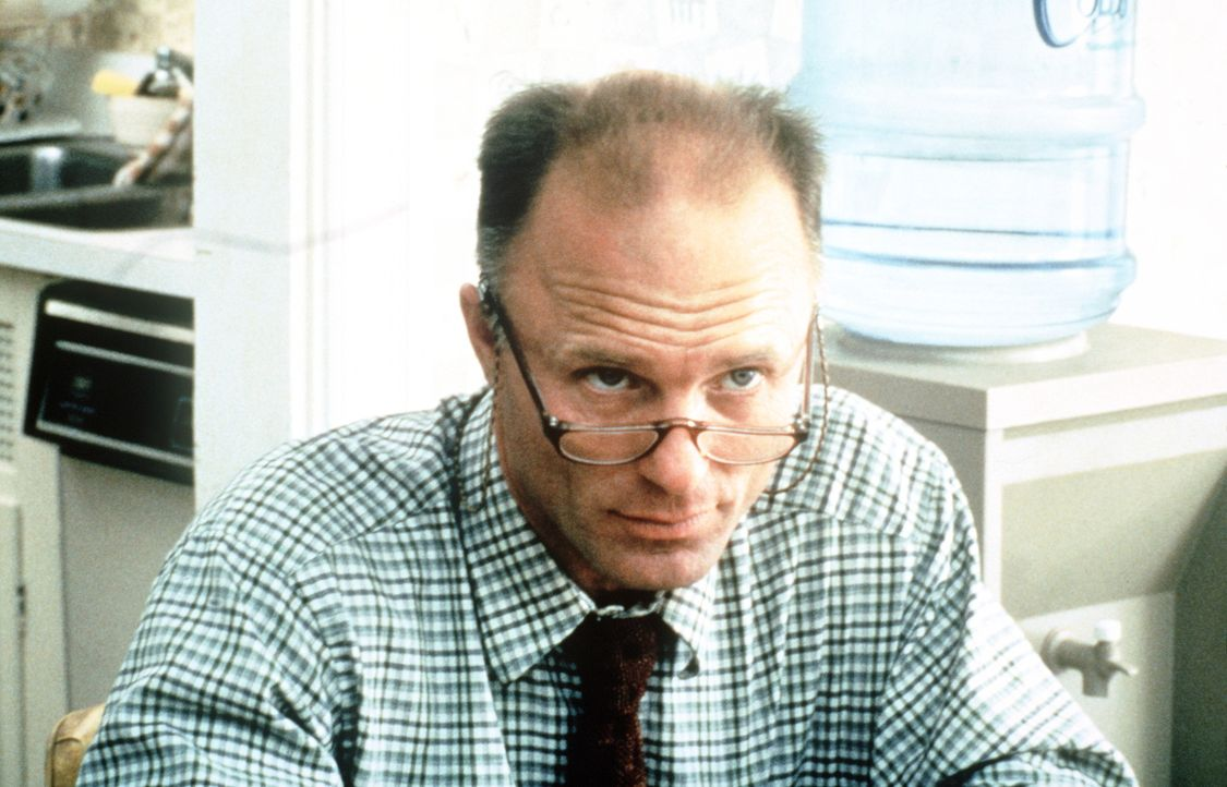 Endlich verliebt: Tom Wheeler (Ed Harris) ... - Bildquelle: Paramount Pictures