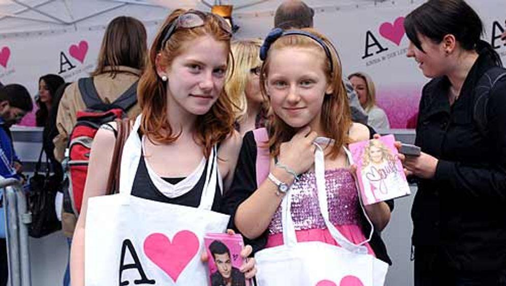 Der große Fantag 2011 - Bildquelle: SAT.1