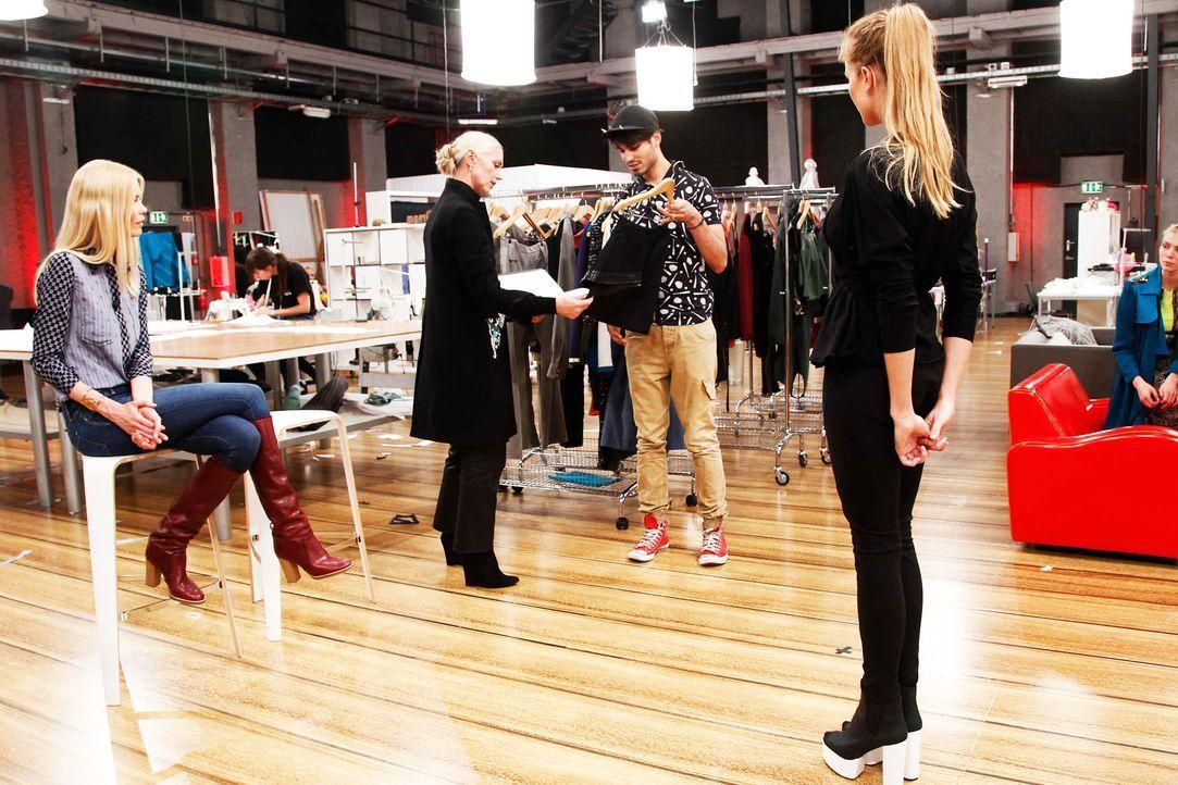 Fashion-Hero-Epi06-Atelier-11-Richard-Huebner - Bildquelle: Richard Huebner