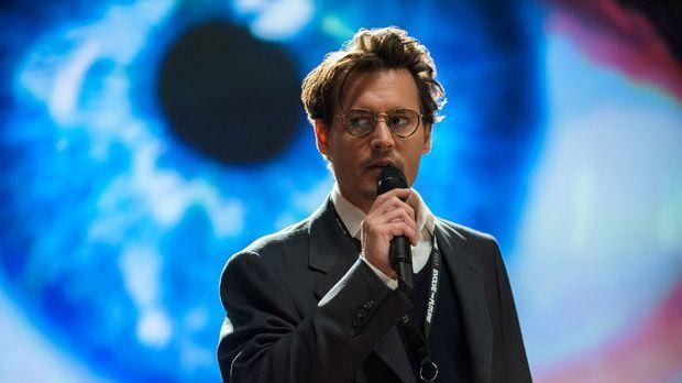 Dr. Will Caster (Johnny Depp) ist der führende Forscher im Bereich künstliche...