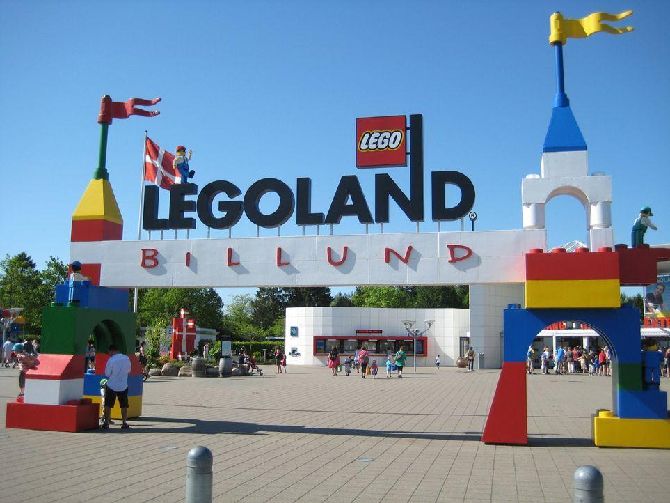 """Im Sommer eröffnet das Legoland in Dänemark seinen neuen Publikumsmagneten: das """"Polar Land"""". Mittendrin entsteht die spektakuläre Achterbahn """"Fr... - Bildquelle: kabel eins"""