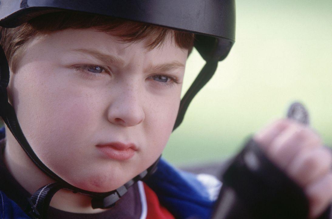 Eines Tages geht der größte Wunsch seines Bruders in Erfüllung: Der kleine Stevie (Spencer Breslin) verschwindet spurlos aus dessen Leben ... - Bildquelle: The Disney Channel
