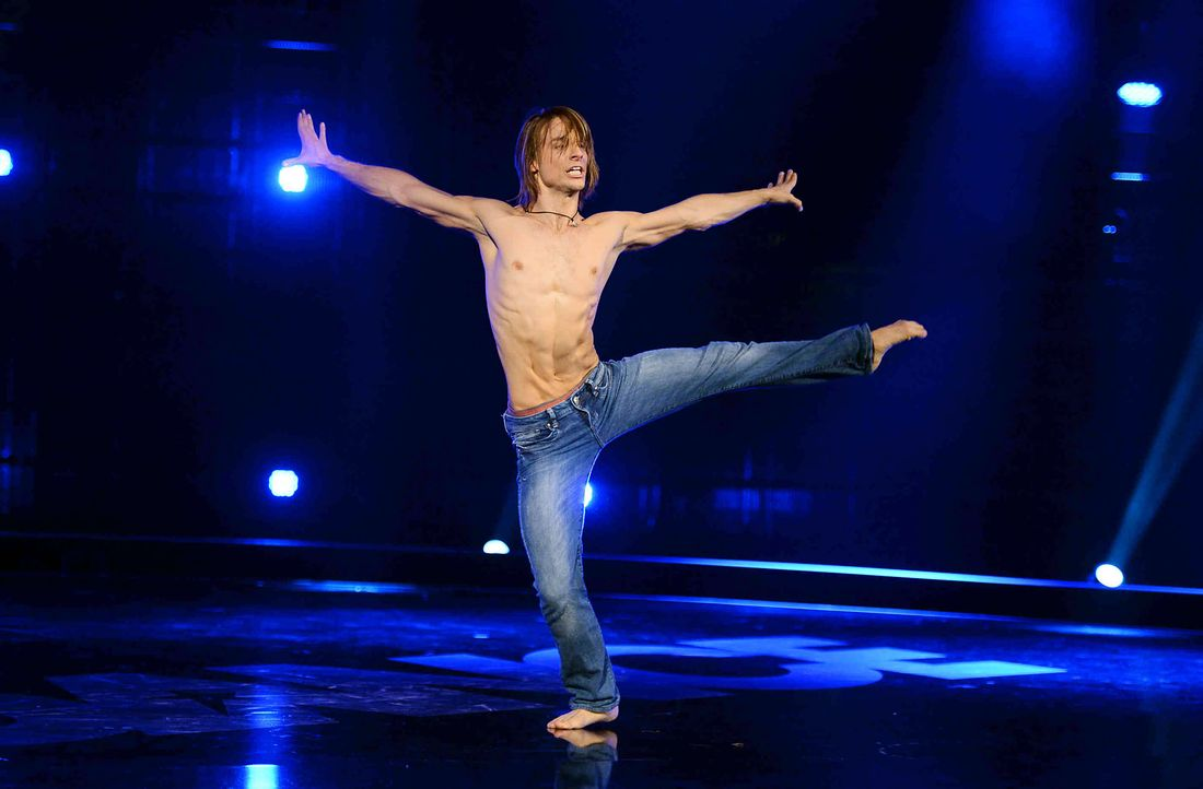 Got-To-Dance-Pierre-04-SAT1-ProSieben-Willi-Weber - Bildquelle: SAT.1/ProSieben/Willi Weber