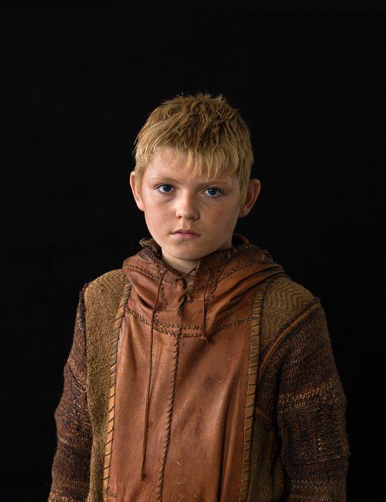 Vikings-Darsteller-bjorn - Bildquelle: MGM
