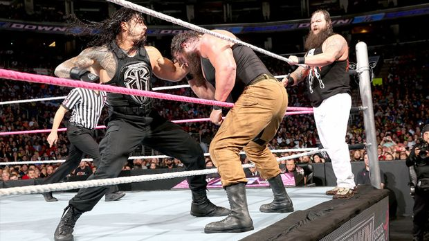 SmackDown 9. Oktober © WWE