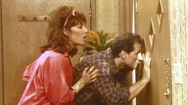 Nach einem Streit haben Al (Ed O'Neill, r.) und Peggy (Katey Sagal, l.) ihre...