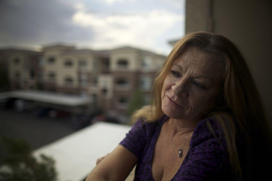 Rhonda, die Mutter von Insasse Justin Taits, erwartet angespannt die Anhörung ihres Sohnes ... - Bildquelle: James Peterson National Geographic Channels