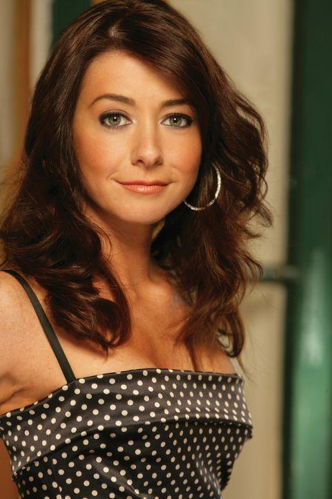 (2. Staffel) - Ein Bestandteil von Teds Vergangenheit: Lily (Alyson Hannigan) ... - Bildquelle: 20th Century Fox International Television
