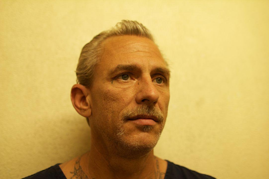 """Für William """"Billy"""" Kimbrell ist es nicht der erste Besuch in der Untersuchungshaft ... - Bildquelle: James Peterson Part2 Pictures"""