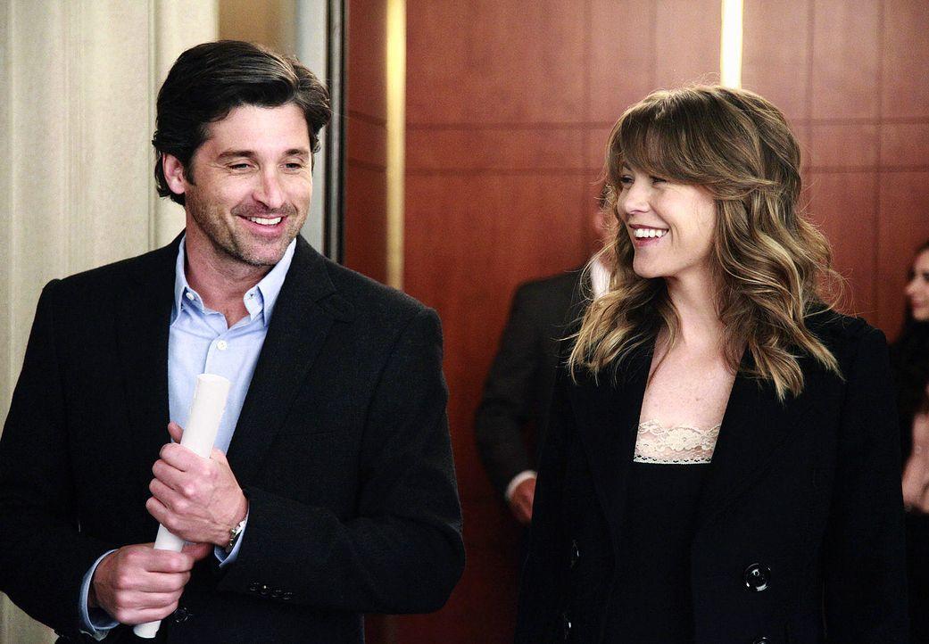 Grey\'s Anatomy - Bilder - Staffel 7 - Folge 20 - Weiße Hochzeit