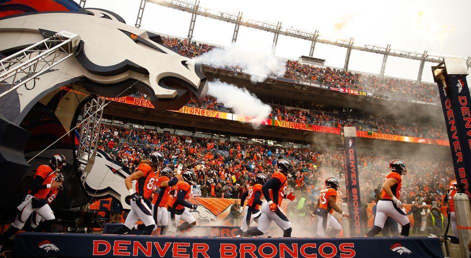 Denver Broncos - Bildquelle: 2017 Getty Images