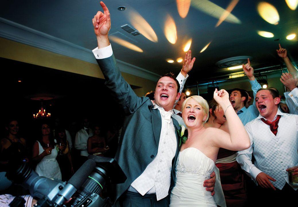 Kann Sean im Alleingang eine märchenhafte Hochzeit auf die Beine stellen? Mit dem nötigen Bargeld und vier Wochen Zeit, keine unmögliche Aufgabe. De... - Bildquelle: Renegade Pictures Ltd