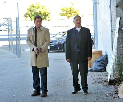 Ein neuer Fall wartet auf Gibbs (Mark Harmon, r.) und Tony (Michael Weatherly...