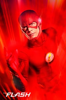The Flash - (3. Staffel) - The Flash - Artwork - Bildquelle: 2016 Warner Bros.