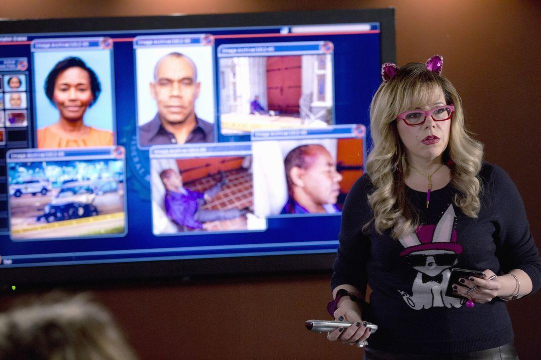 Ein Wettlauf gegen die Zeit beginnt für das Team um Garcia (Kirsten Vangsness): Sie müssen einen Serienkiller stoppen, bevor er ein neues Opfer umbr... - Bildquelle: ABC Studios