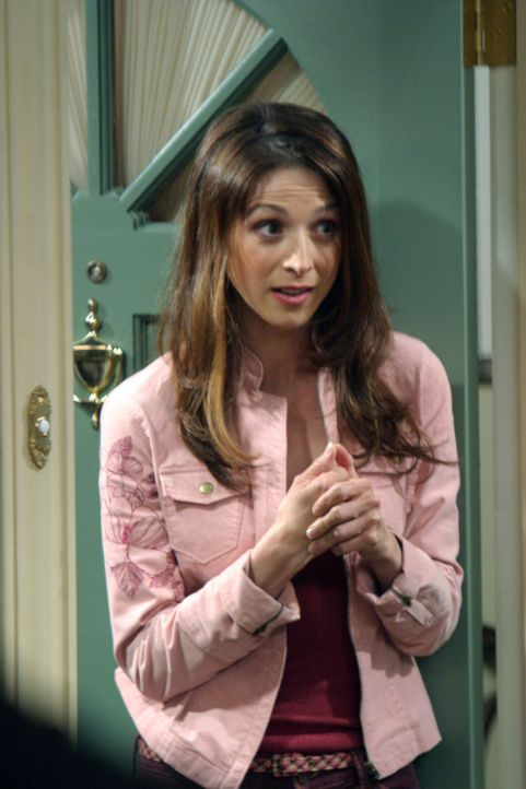 Judith (Marin Hinkle) hat einen neuen Freund, wovon Alan überhaupt nicht begeistert ist ... - Bildquelle: Warner Bros. Television