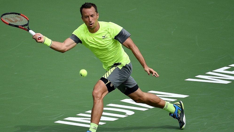 Indian Wells: Kohlschreiber erreicht Viertelfinale - Bildquelle: AFPGETTY SIDKEVORK DJANSEZIAN
