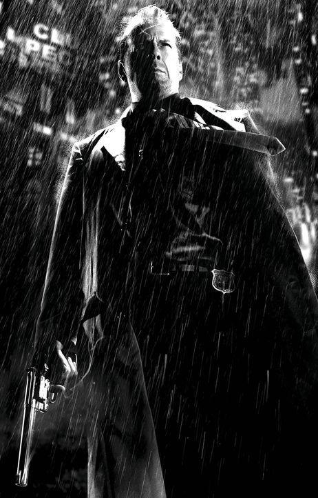 Hartigan (Bruce Willis) ist ein Polizist der alten Schule, für den Moral und Anstand noch keine Fremdwörter sind. Einen Tag vor seiner Pensionierung... - Bildquelle: Dimension Films