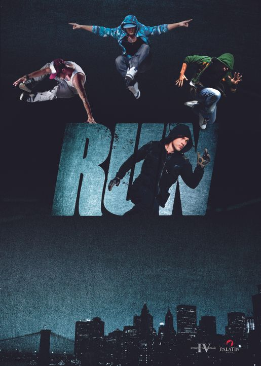 RUN - Artwork - Bildquelle: RUN THE MOVIE LLC 2011