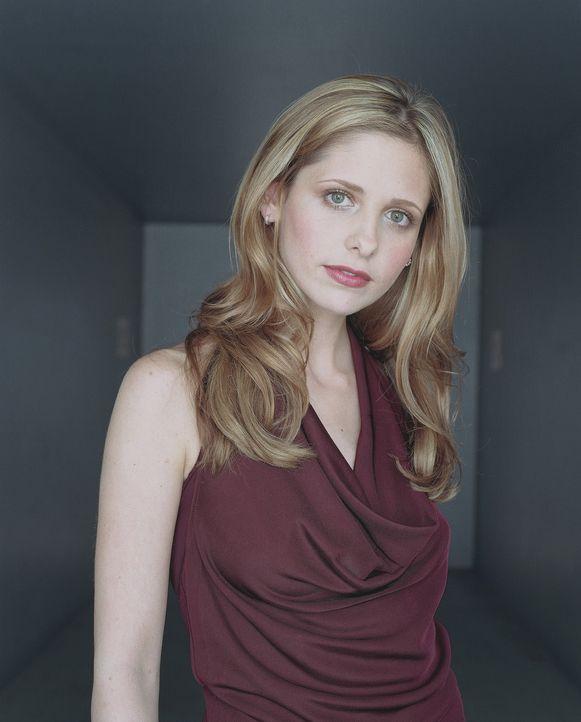 (7. Staffel) – Kann Buffy (Sarah Michelle Gellar) die Welt vor Dämonen beschützen? - Bildquelle: TM +   Twentieth Century Fox Film Corporation. All Rights Reserved.