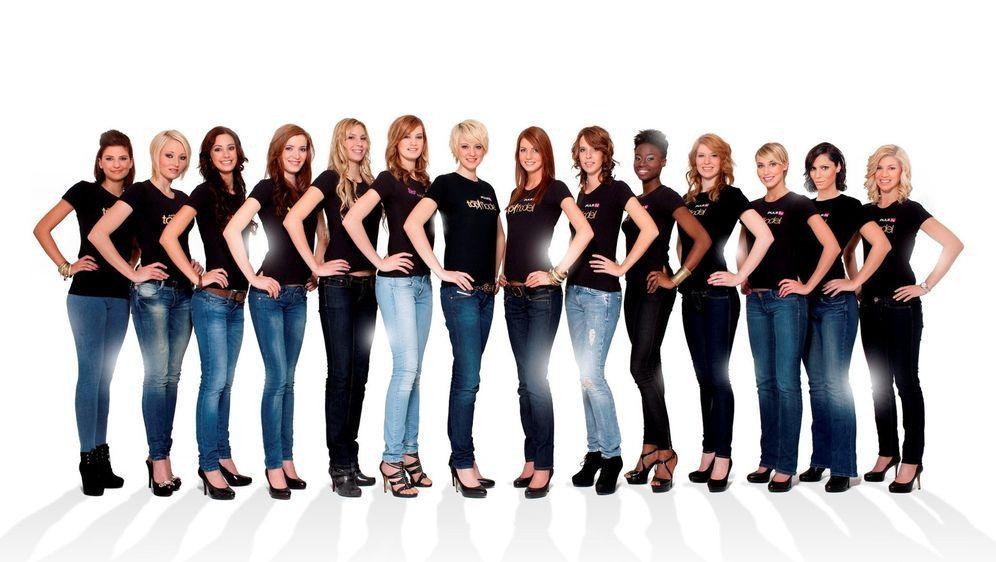 Austria S Next Topmodel Austria S Next Top Model Mit Lena
