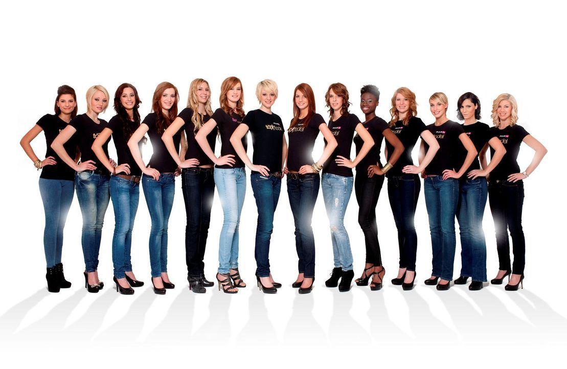 """(3. Staffel) - Lena Gercke sucht """"Austria's next Topmodel""""! Kandidatinnen aus allen Bundesländern erfüllen sich ihren Traum und erobern die Fashio..."""