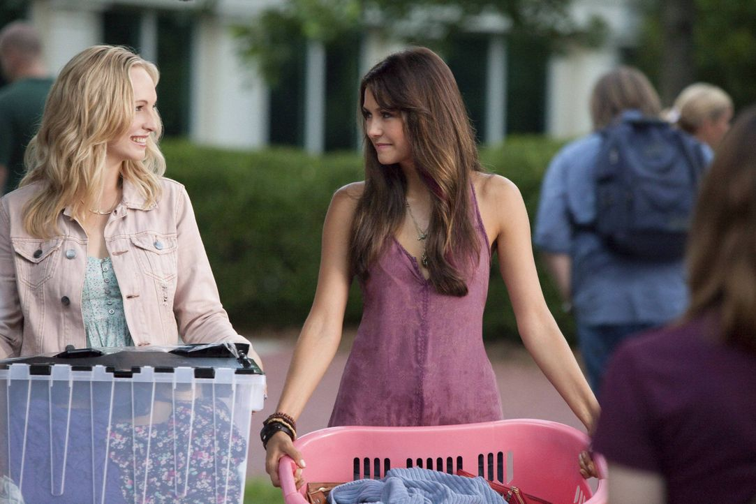 Gemeinsam ans College - Bildquelle: Warner Bros. Entertainment Inc.