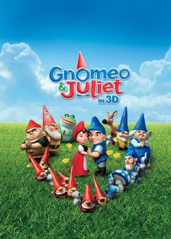 Gnomeo und Julia - Gnomeo & Juliet - Plakatmotiv - Bildquelle: Touchstone...
