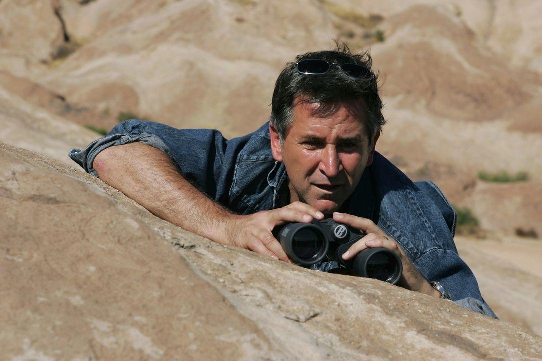 Versucht einen ungeklärten Fall zu lösen: Jack Malone (Anthony LaPaglia) ... - Bildquelle: Warner Bros. Entertainment Inc.