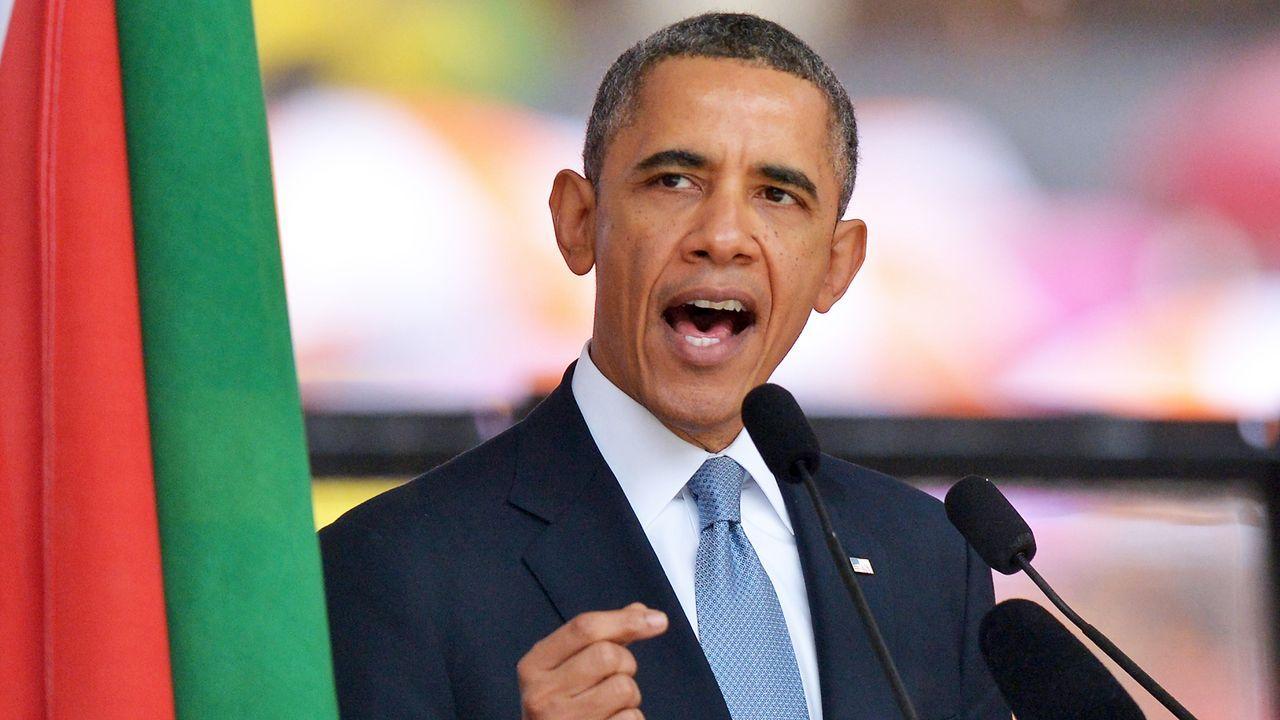 Beerdigung-Nelson-Mandela-13-12-10-17-AFP - Bildquelle: AFP