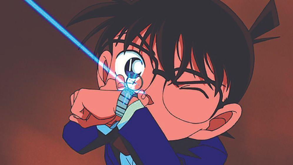 - Bildquelle: Gosho Aoyama / Shogakukan, YTV, TMS 1996