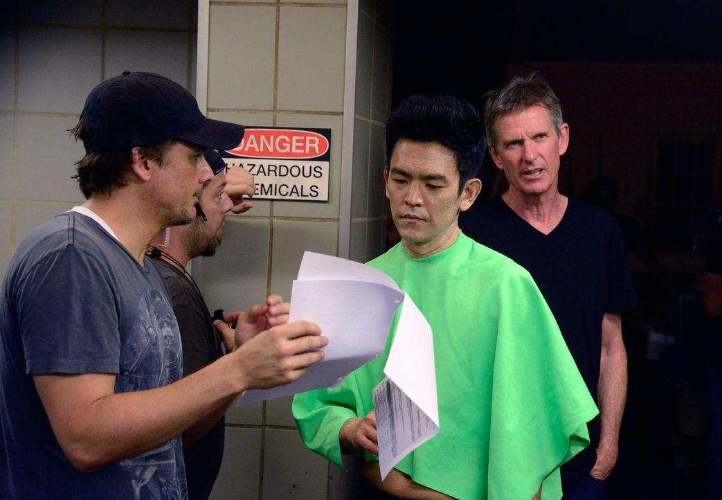 Backstage am Set von Sleepy Hollow - Bild10 - Bildquelle: 20th Century Fox and all of its entities all rights reserved