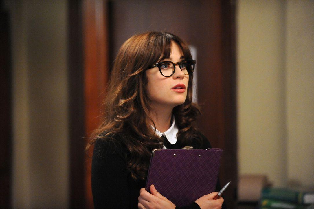 Jess (Zooey Deschanel) trifft mal wieder eine Entscheidung, die sie nicht ganz durchdacht hat ... - Bildquelle: 2014 Twentieth Century Fox Film Corporation. All rights reserved.